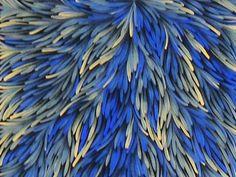 Aboriginal Art Painting For Sale At Huge Discount : Caroline Numina Pananka from Utopia - Kurrajong Bush Medicine Leaves - Blue Aboriginal Artwork, Aboriginal Artists, Digital Printing Services, Cultural Artifact, Art Paintings For Sale, Types Of Painting, Australian Art, Community Art, Digital Prints