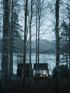 Vipp Shelter – eine Zuflucht für Design-Liebhaber / Vipp Shelter – a minimalists escape for design lovers   Designsetter