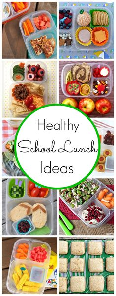 Do not settle for boring cafeteria food. Try these healthy meals to make lunch time more fun!