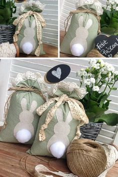 66 ideas holiday diy gifts link for 2019 Diy Holiday Gifts, Holiday Crafts, Diy Gifts, Bunny Crafts, Easter Crafts, Diy Ostern, Easter Projects, Easter Party, Spring Crafts