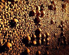 Paris Catacombs, Paris, France
