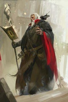 Wizard Saint