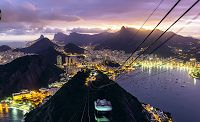 This Time Lapse of Rio de Janeiro Will Take Your Breath Away