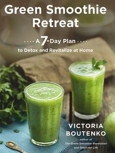 New Green Smoothie Retreat Book By Victoria Boutenko http://www.rawfamily.com/victorias-new-book-is-here