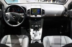 carro novo: Chevrolet Captiva 2014
