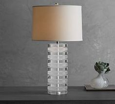 Table Lamps & Bedside Lighting | Pottery Barn