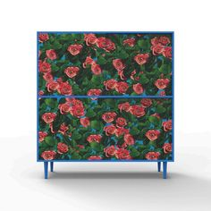 "Seletti launches ""crazy and over-the-top"" retro cabinets with Toiletpaper 70s Furniture, Furniture Projects, Painted Furniture, Furniture Design, Contemporary Cabinets, Modern Cabinets, Interior Design Inspiration, Home Decor Inspiration, Modern Buffet"