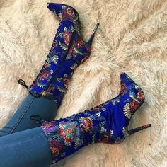 Yea or nay? https://www.myshoebazar.com/shoes/lace-up-detail-stiletto-booties/