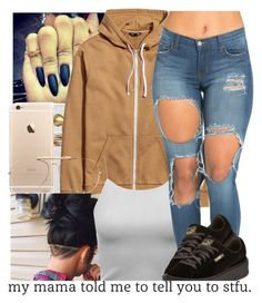 """untitled #122"" by yani122 ❤ liked on Polyvore featuring Puma and CÉLINE"