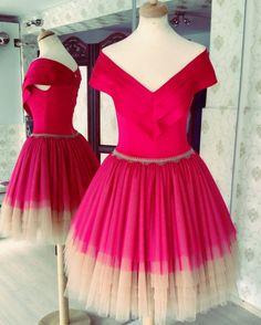 Tulle dress. Find it on black-swan.ro