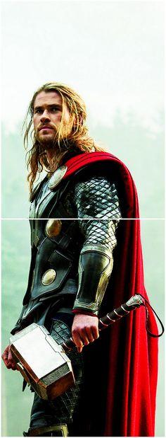 Thor - Chris Hemsworth (click through for full photo)