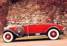 1928 Auburn Boattail Speedster