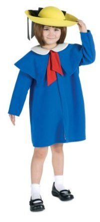 ## VERY Cute ##: Toddler Madeline Costume (Size:2-4T)