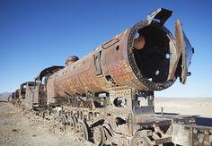 Uyuni (Bolivia) | 31 Breathtaking Photos Of Abandoned Locations