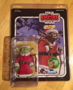 "Star Wars Yoda Santa 12"" PGM RARE Christmas Holiday Exclusive Gentle Giant"