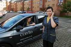 Cordia Home Care Glasgow City, Facility Management, Security Service, Private Sector, City Council