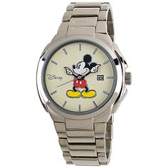 A key feature I look for in Mickey/Disney watches: hands for hands