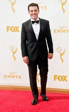 Fred Savage from 2015 Emmys: Red Carpet Arrivals