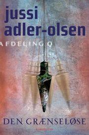 Den Grænseløse (Department Q series) by Jussi Adler-Olsen