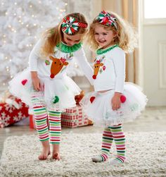 7.02$ (More info here: http://www.daitingtoday.com/new-baby-girls-christmas-costume-sets-babies-girl-cartoon-reindeer-top-tutu-tulle-stripe-skirt-pants-outfits-tracksuit-set-xmas ) New Baby Girls Christmas Costume Sets Babies Girl Cartoon Reindeer Top+Tutu Tulle Stripe Skirt Pants Outfits Tracksuit Set Xmas  for just 7.02$