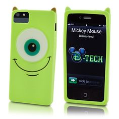 Mike Wazowski iPhone 5 Case - Monsters, Inc. | Electronic Accessories | Disney Store