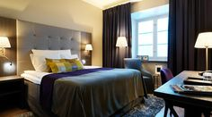 Clarion Hotel Post – our new designer hotel with great conference facilities in central Gothenburg. Interior Work, Interior And Exterior, Conference Facilities, Sleep Dream, Cool Restaurant, Rooftop Pool, Furniture, Gothenburg Sweden, Design