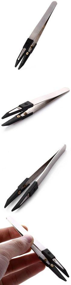 HOZAN P-816 Precision Tweezers