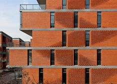 Znalezione obrazy dla zapytania brick port en face facade
