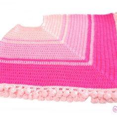 Un nuevo patrn est publicado en el blog! Ya pueden Punto Red Crochet, Sweaters, Blog, Fashion, Cowl, Hampers, Scarf Vest, Knitting Needles, How To Make Tassels