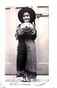 Halloween 1935