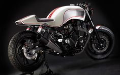 it roCkS! CB750 Gravedigger - the Bike Shed