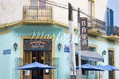Pulperia La Argentina Bar in La Boca District of Buenos Aires
