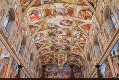 Chapel Sistine - Nizar Bredan Photography