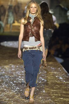 Dsquared² Spring 2006 Ready-to-Wear Collection Slideshow on Style.com