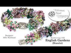 (1) English Gardens Bracelet (Tutorial) - YouTube
