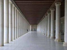 Athens, Greece - Ancient Agora
