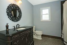 Interior of Home - #masterbathroom #bathroom