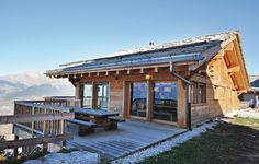 Holiday Home Chalet chalet Egg Veysonnaz Holiday Home Chalet chalet Egg is a holiday home located in Veysonnaz in the Canton of Valais Region and is 300 metres from Ski Lift Veysonnaz - Thyon. The holiday home is 300 metres from Veysonnaz - Thyon. Villa, Ski Lift, Log Homes, Switzerland, Building, Outdoor Decor, Holiday, Egg, Hotels