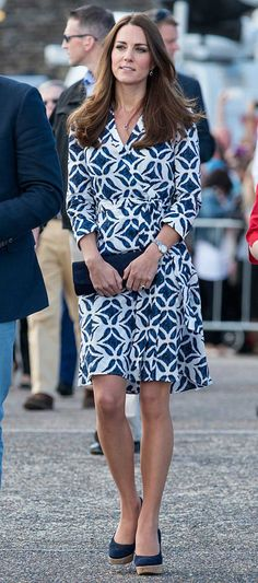 El Truco De Estilo Mejor Guardado De Kate Middleton – Cut & Paste – Blog de Moda