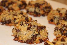 Paleo Almond Joy Cookies! Gluten Free, Dairy Free! So easy & delicious! Slap your mama good! www.thehealthnutmama.com