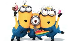 I love the minions do you