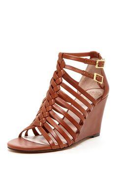 Harraco Wedge Sandal on HauteLook