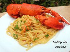 Linguine all'astice - Ricetta di pesce
