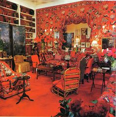 The Peak of Chic®: Finally... the Vreeland Apartment