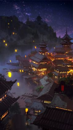 Home Discover Pin by Leticia Hernandez-Ramirez on Wallpaper phone Fantasy Art Landscapes Fantasy Landscape Fantasy Artwork Landscape Art Asian Landscape Fantasy City Fantasy Places Fantasy Kunst Animes Wallpapers Fantasy Art Landscapes, Fantasy Landscape, Fantasy Artwork, Landscape Art, Fantasy Concept Art, Anime Artwork, Fantasy City, Fantasy Places, Fantasy Kunst