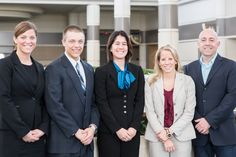 Canisius College team and adviser: Kate Faas, Andrew Moser, Kimberley Silverstein, Sarah Doster & Dr. Shawn O'Rourke