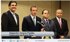 """Video: """"El gobernador Alejandro García Padilla presentó hoy, miércoles, a la Legislatura, el proyecto de lo que espera se convierta en la """"Ley de Empleos Ahora"""", una propuesta que contiene incentivos para reducir el costo energético."""""""