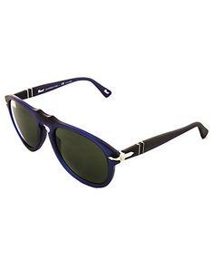 Rue La La — Persol Men's PO0649 Polarized Sunglasses