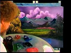 Bob Ross Season 4 Episode 2 [Tranquil Valley]