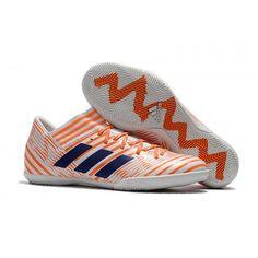 buy online 224b7 92678 Adidas Nemeziz Tango 17.3 IC Botas de futbol naranja blanco azul